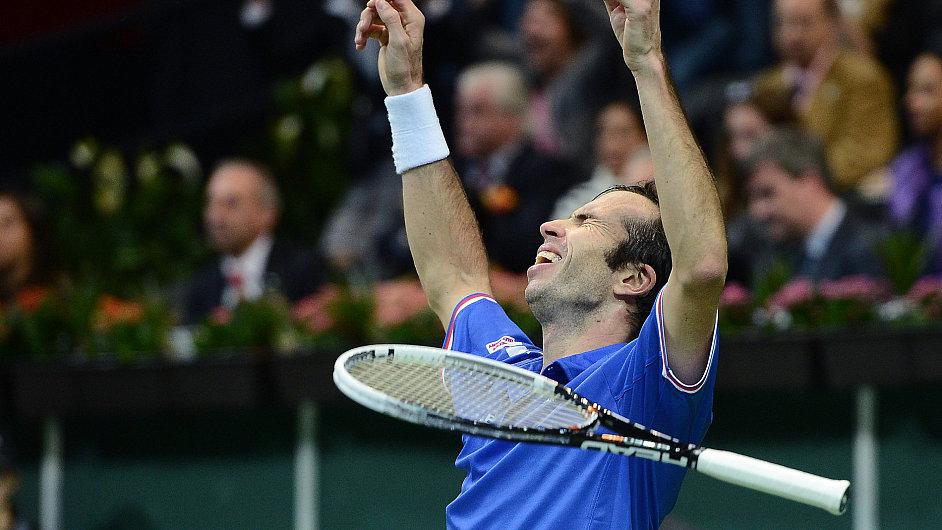 Radek Štěpánek - Davis Cup