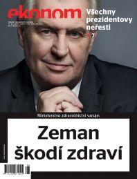 Týdeník Ekonom č. 8/2013