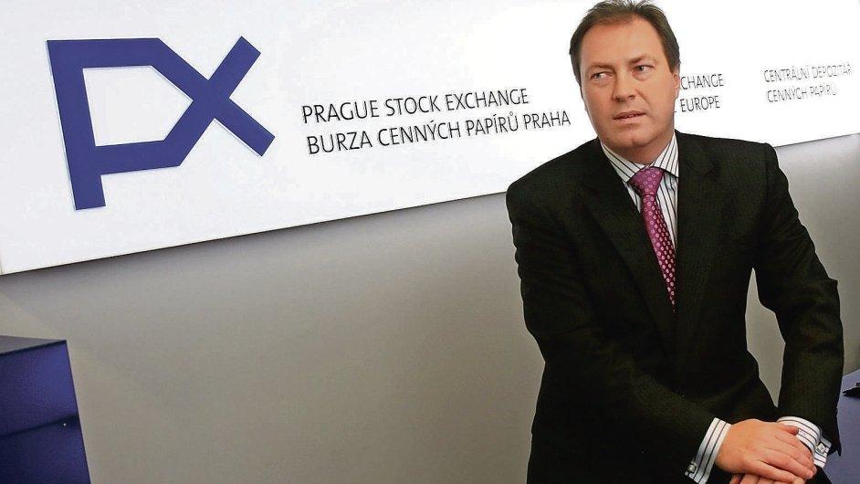 Petr Koblic: Investování v Evropě ještě nemá tradici. Trh je ve velkém zmatku
