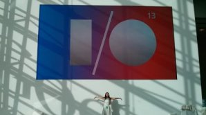 Google I/O v Moscone Center v San Franciscu
