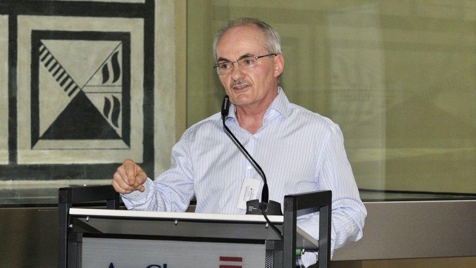 František Dostálek, prezident Americké obchodní komory v ČR