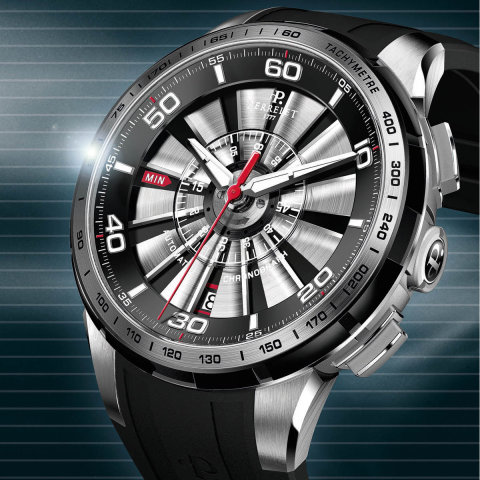 EK31 32 94 BOX Perrelet turbine chrono
