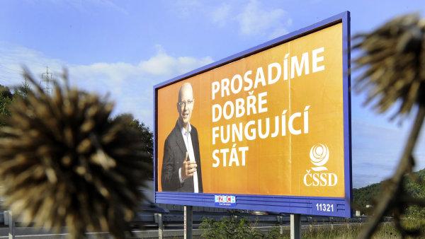 V�daje na volebn� kampan� jednotliv�ch stran se budou pohybovat v ��dech des�tek milion� korun - Ilustra�n� foto.