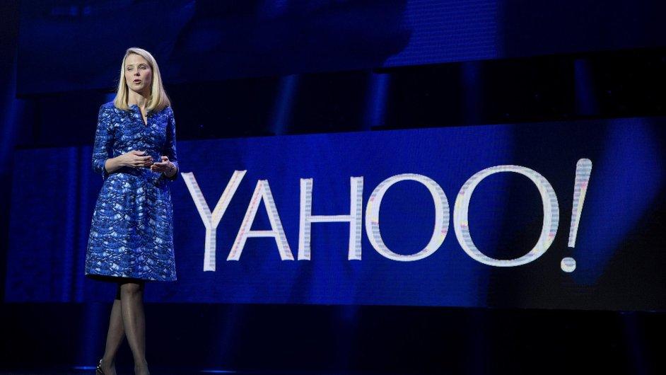 Společnost Yahoo! se snaží oživit své podnikání pod Marissou Mayerovou
