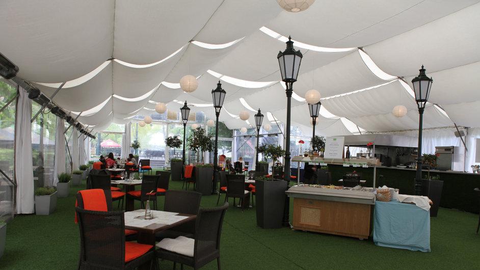 Restaurace Žofín Garden