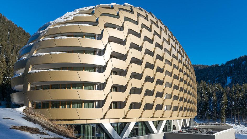 Hotel Intercontinental v Davosu
