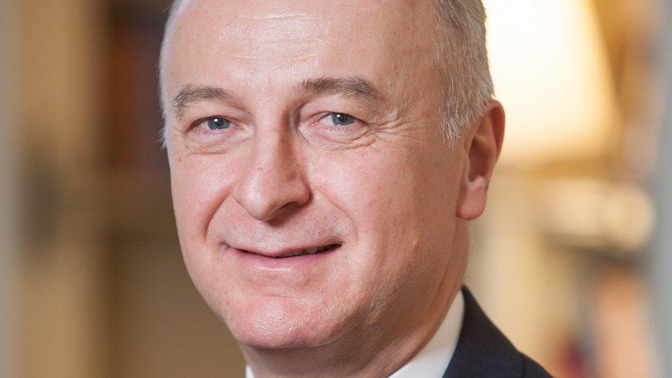 Aymar de Lancquesaing, prezident pro vedení společnosti Lenovo v regionu EMEA,