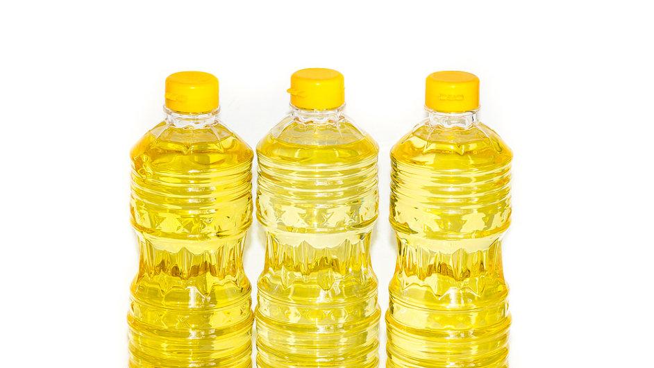 Kuchyňský olej, ilustrační foto