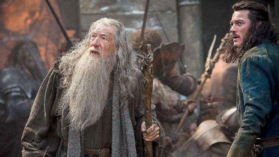 Nový oficiální snímek z filmu Hobit: Bitva pěti armád