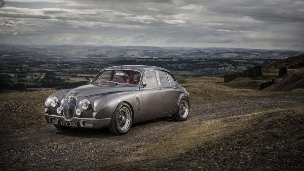 Jaguar Mark 2 by Callum