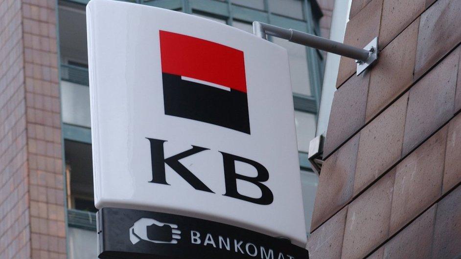 Komerční banka vydělala více, než očekávali experti.