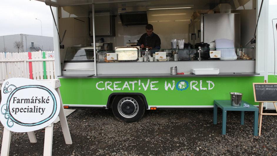 Farmářské speciality v Creative World