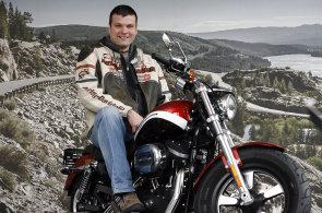 Trh s motocykly Harley-Davidson řídí na Ukrajině manažer z Prahy