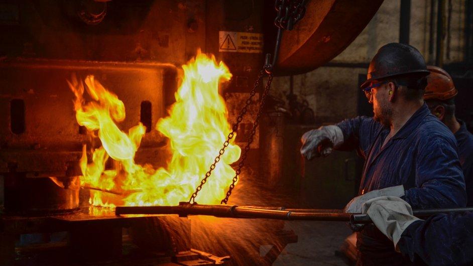 MSV Metalu Studénka stouply tržby o 13 procent na 800 milionů Kč.
