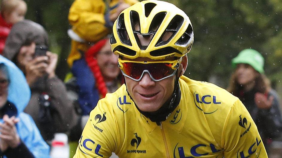 Chris Froome si v pondělí v Paříži dojel pro svůj druhý titul z Tour de France v kariéře.