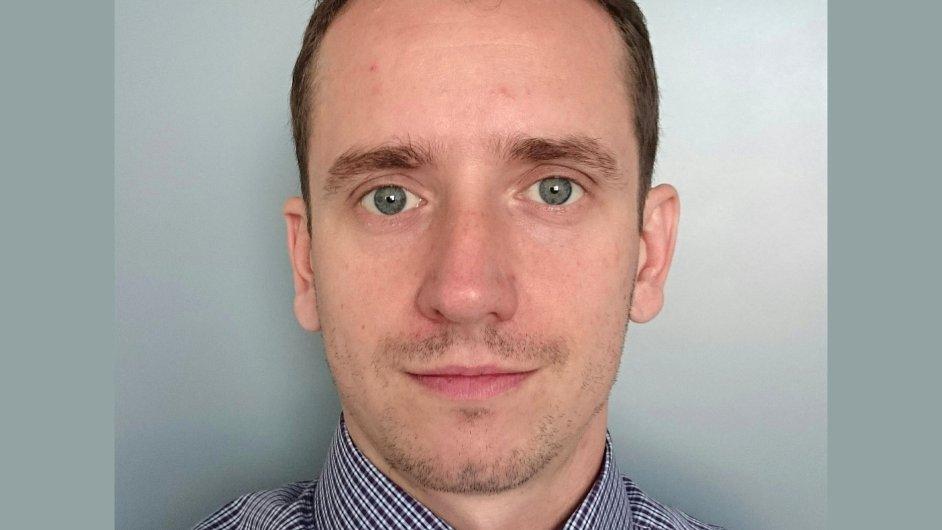 Radim Jalůvka, ředitel ostravské filiálky DHL Freight