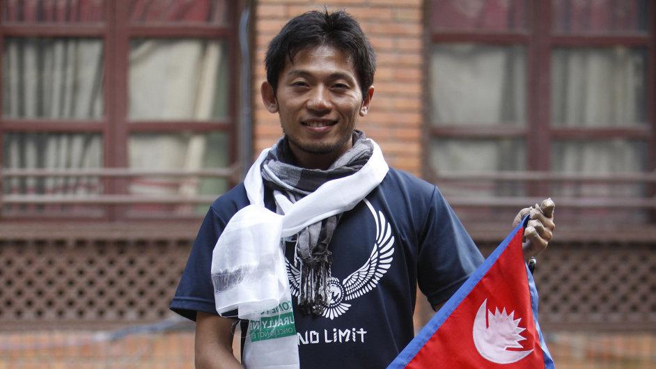 Japonec Kuriki se letos vydá na Mount Everest jako jediný.