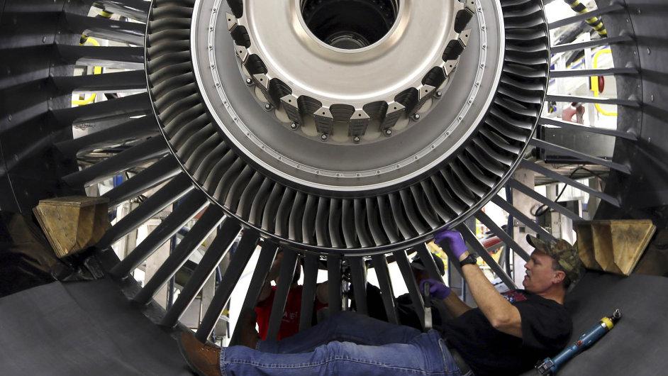 Česko se brzy může stát významným světovým výrobcem leteckých motorů.