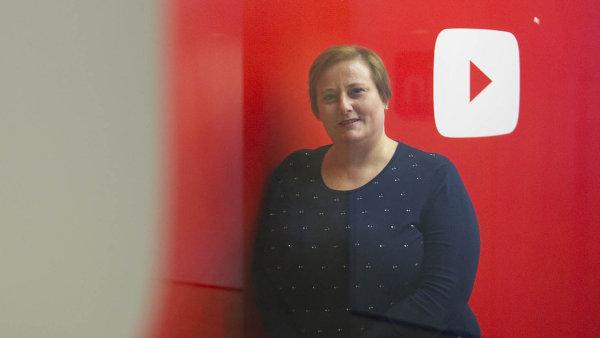 Elena Recmanová, personální šéfka analyticko softwarové společnosti Socialbakers