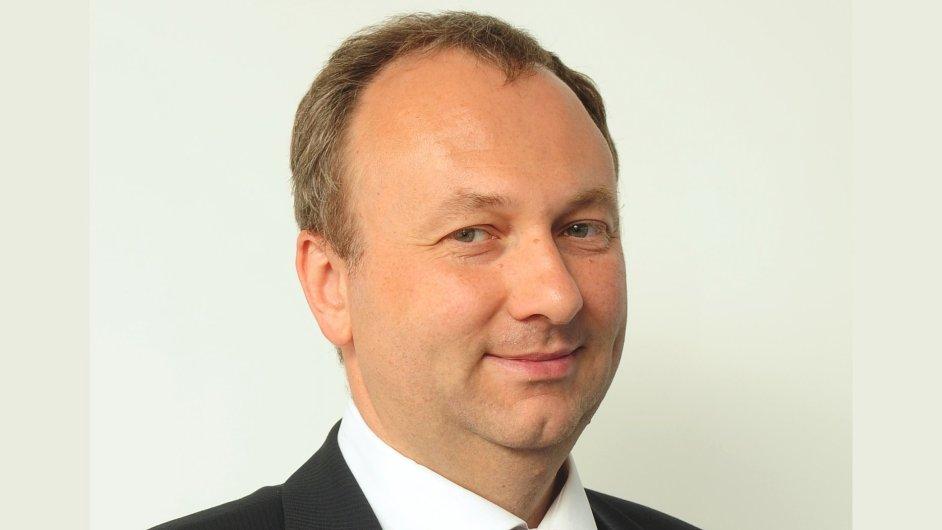 Karel Waisser, generální ředitel Slavia pojišťovny