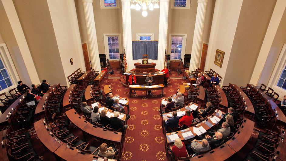 USA, sbor volitelů, volitelský sbor, electoral college, Severní Karolína.