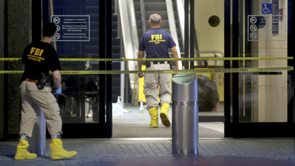 Florida, střelba, FBI