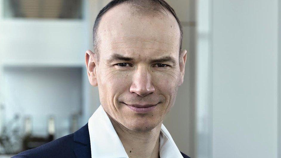 Libor Dočkálek, generální ředitel společnosti Air Telecom