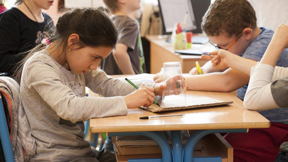 Základní škola děti