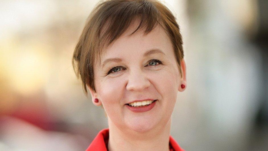 Jana Mackovičová, vedoucí marketingu Henkel Beauty Care v Česku a na Slovensku