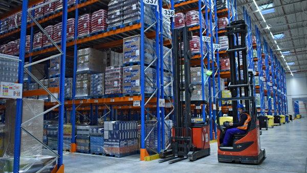 Produkty společnosti Nestlé jsou do českých obchodů nově distribuovány ze skladu v P3 Prague D11.