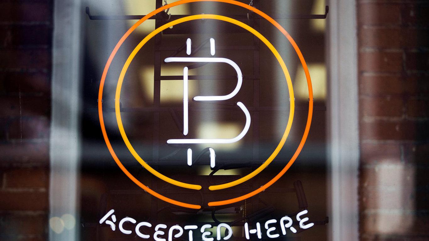 Nejznámější kryptoměnou je bitcoin.