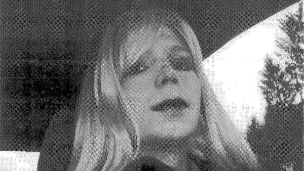 Fotografie Chelsea Manningové z roku 2010