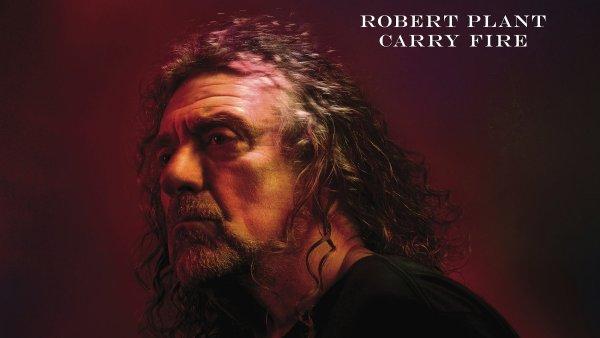 Nové album (na snímku je jeho přebal) vydá Robert Plant v polovině října, o měsíc později vyrazí na turné.