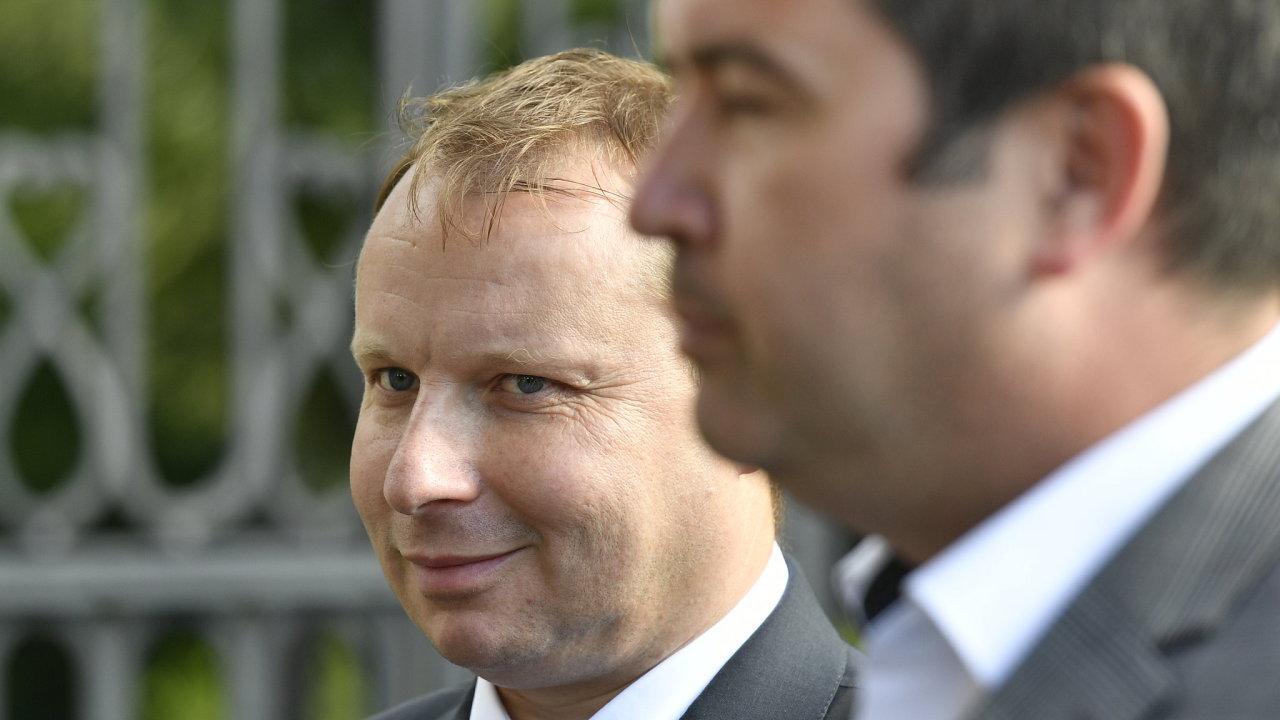 Europoslanec za ČSSD Miroslav Poche.