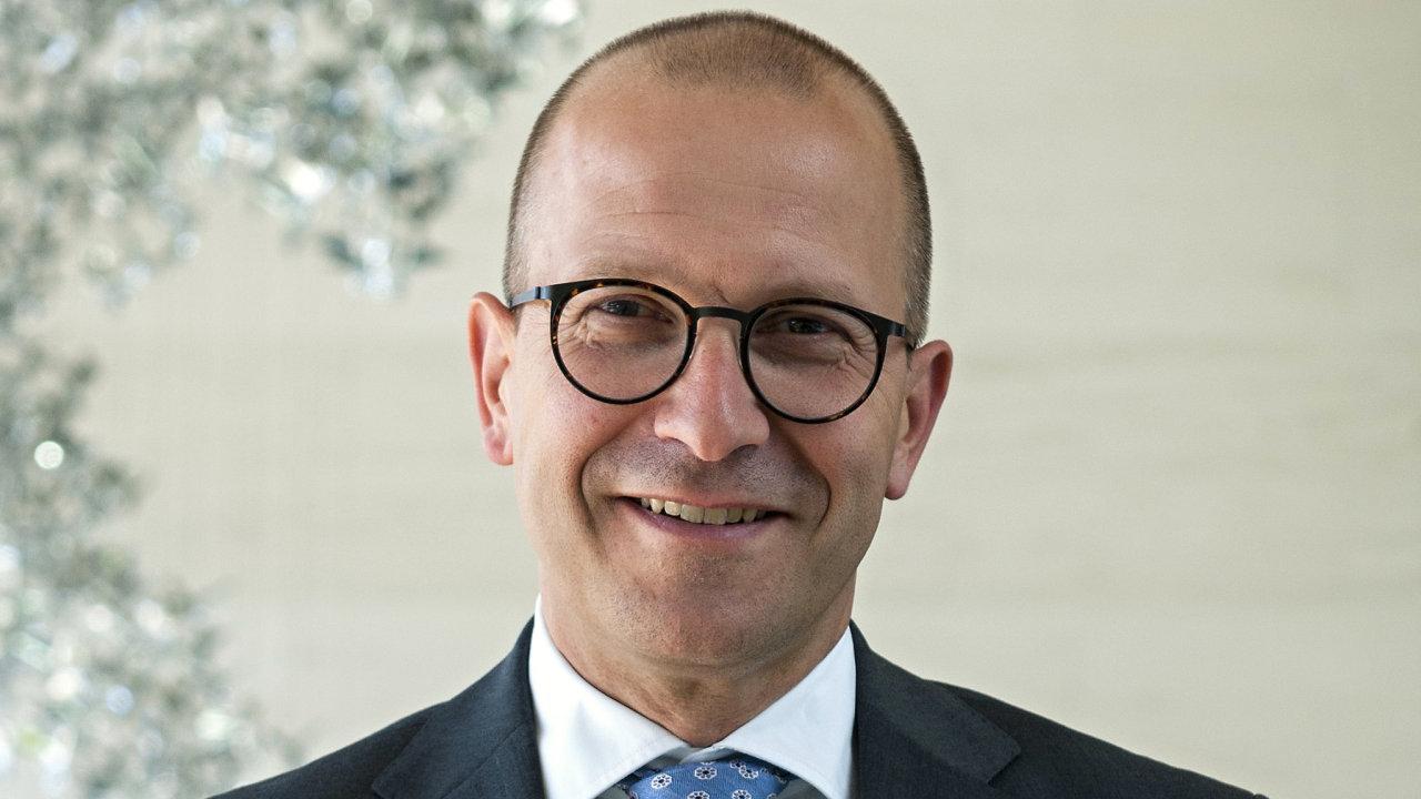 César Habib, regionální ředitel pro Střední východ a Afriku společnosti Rolls-Royce