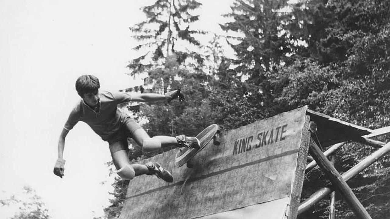 Skate byl symbol svobody v šedém socialismu, koupit se tady nedal, říká Šafránek