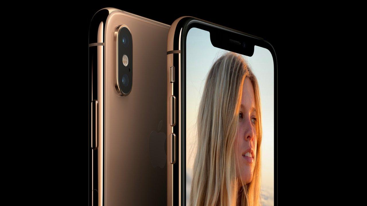 iPhone XS Max  má krásný velký displej a schopný fotoaparát