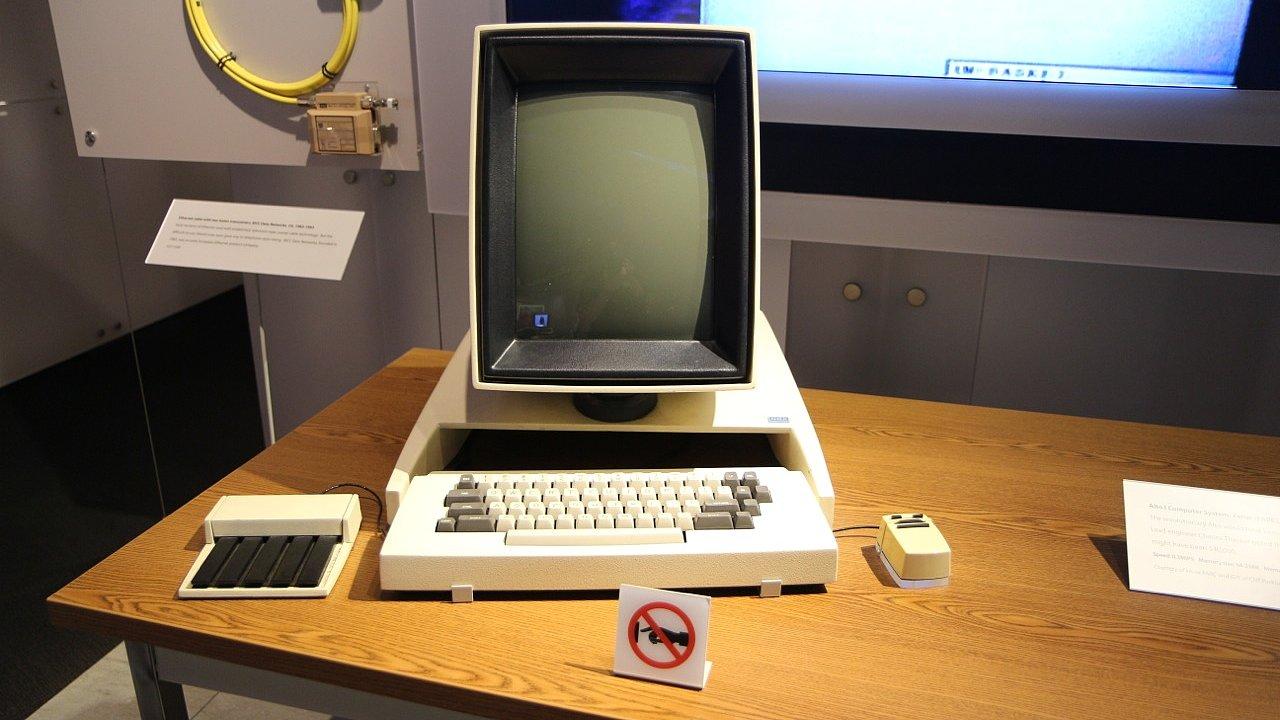 Muzeum počítačové historie