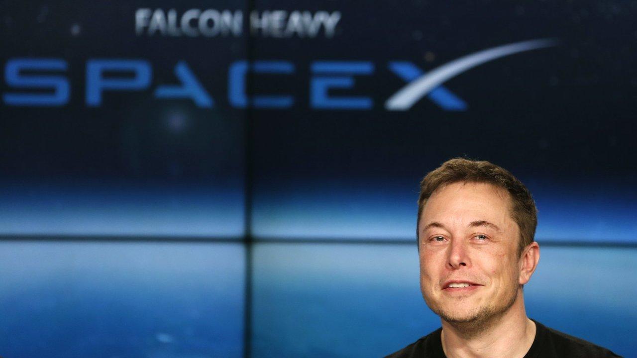 Musk, Falcon Heavy