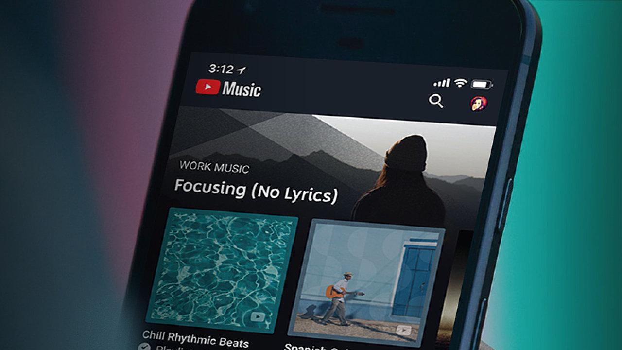 Youtube Music a Premium zbaví obsah na Youtube reklamy a umožní jeho stahování