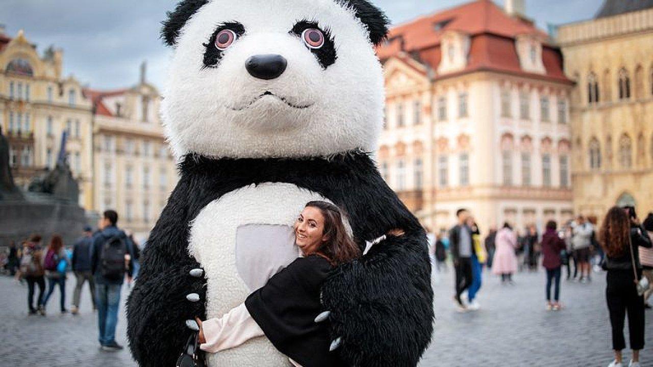 Konec obřích maskotů? Praha není Disneyland, suvenýry ale nezakážeme, říká Třeštíková.