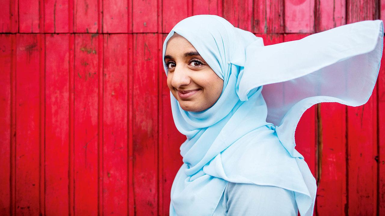 Aktivistka Eman Ghalebová.