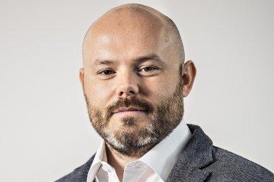 František Jíša, finanční ředitel developerské firmy J&T REAL ESTATE CZ