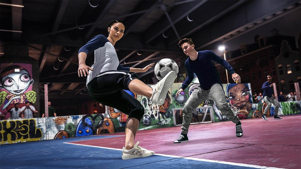 FIFA 20 mění styl hry a k přísnějšímu fotbalu přidává zábavnou
