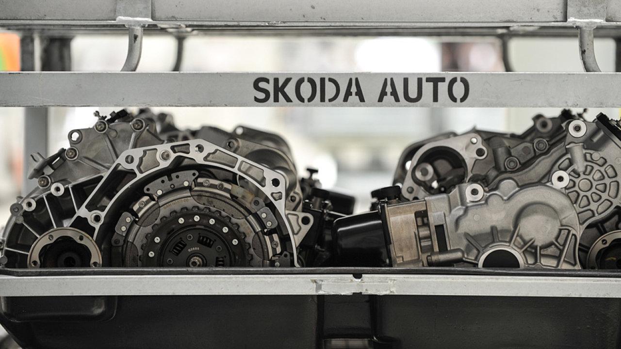 Škoda Auto Vrchlabí
