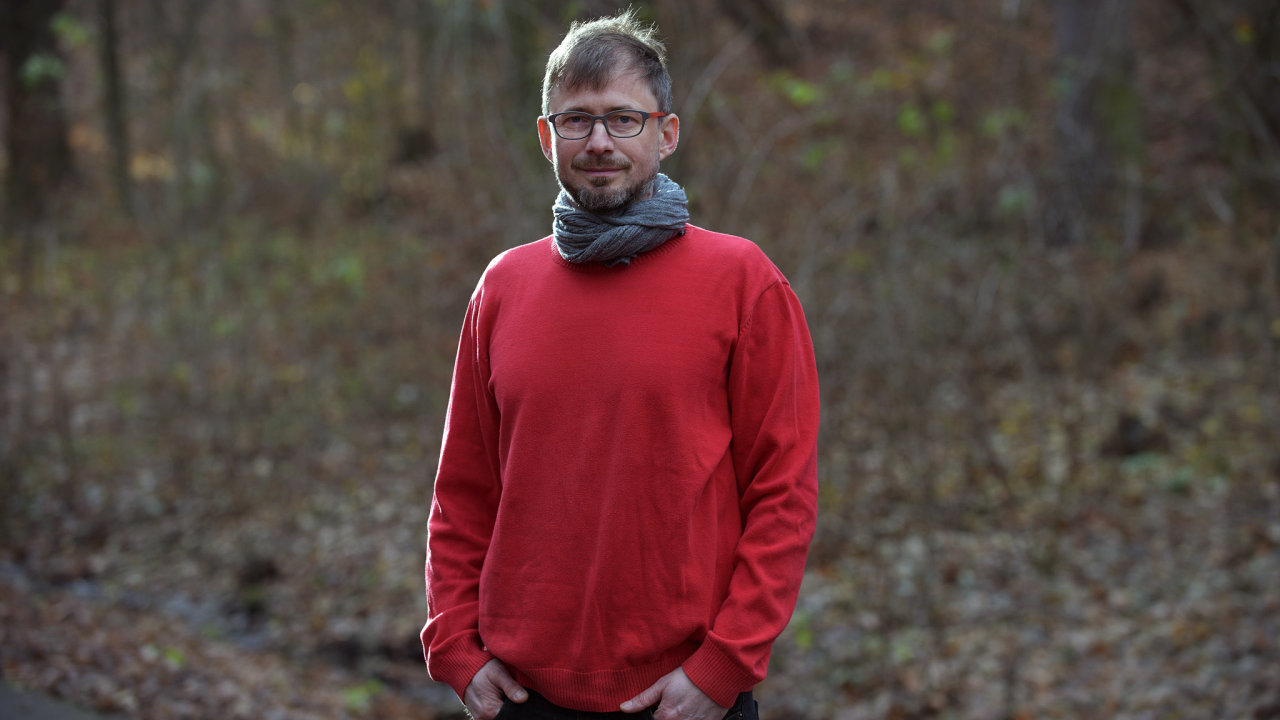 Sociální antropolog Luděk Brož.