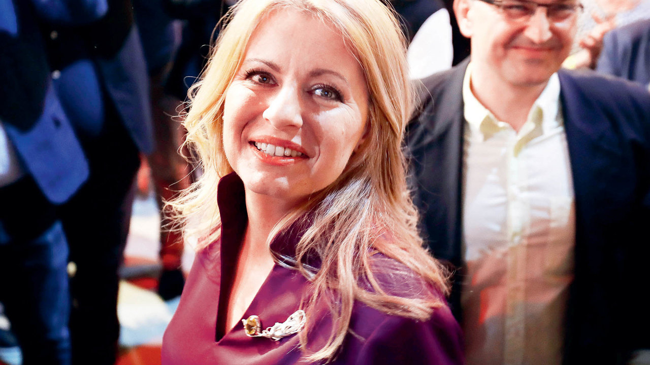 Jedním zmožných výsledků slovenských parlamentních voleb je menšinová vláda, kterouiniciuje prezidentka Zuzana Čaputová.