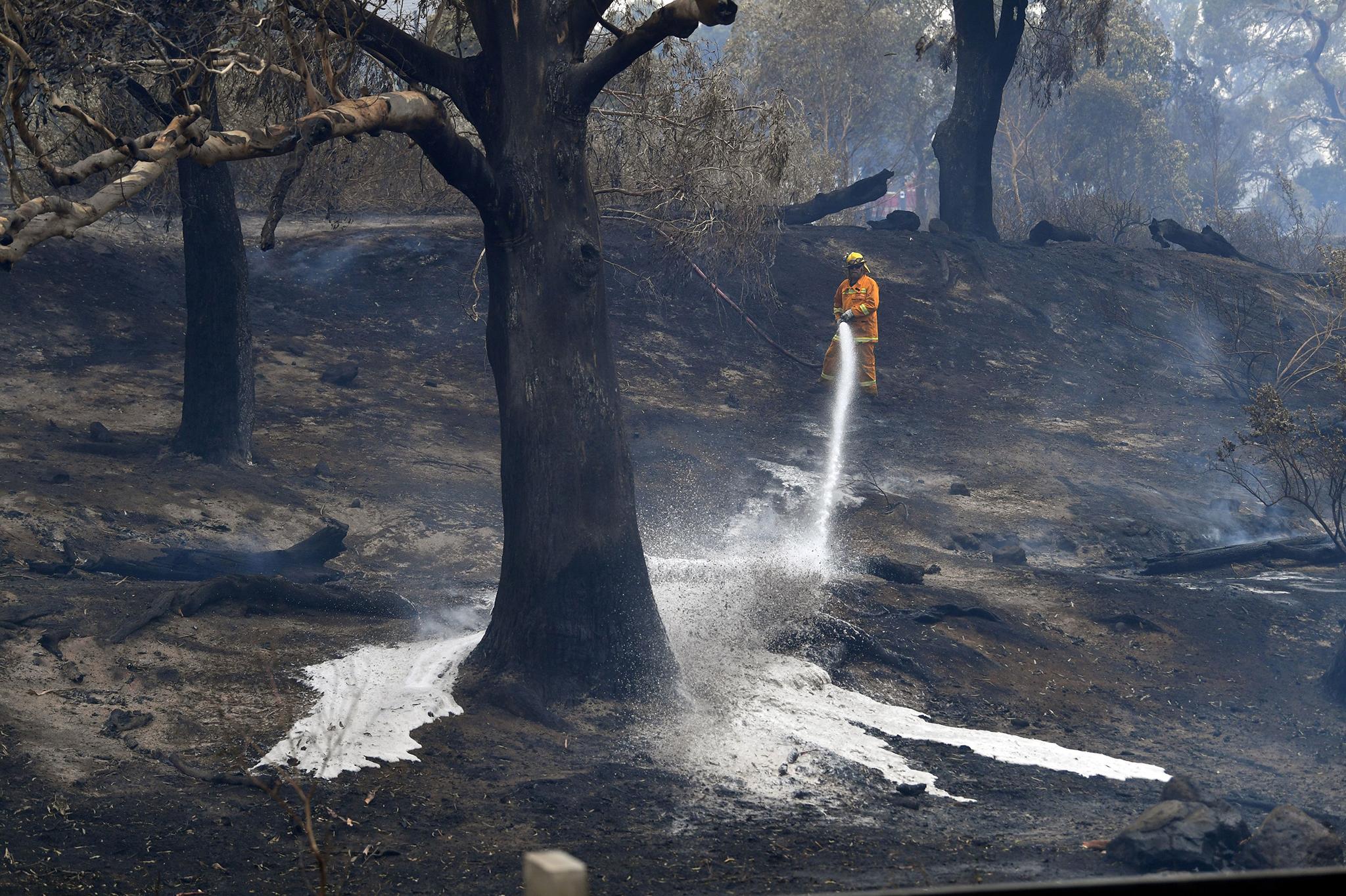 Austrálie se vletních měsících potýká spožáry každoročně, jejich brzký nástup arozsah znich však podle úřadů nyní učinil ty nejhorší zaznamenané.