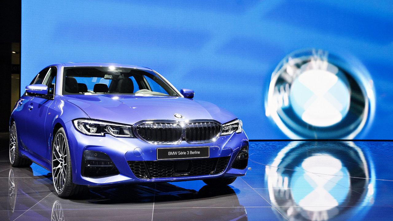 Titul Auto roku 2020 získalo BMW řady 3. Jedná se o jediný prémiový model a zároveň jediný sedan mezi finalisty.