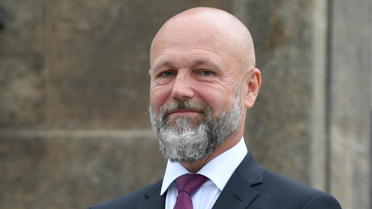 Novým předsedou Nejvyššího soudu se stal Petr Angyalossy.